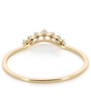 Ring aus Gold und Diamanten Little Crown CELINE DAOUST