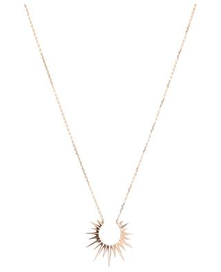 Collier en or rose Small Sun CELINE DAOUST