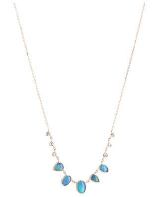 Collier en or orné d'opales et de diamants CELINE DAOUST