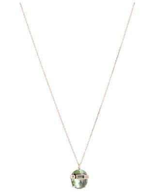 Collier en or, tourmaline et diamants CELINE DAOUST