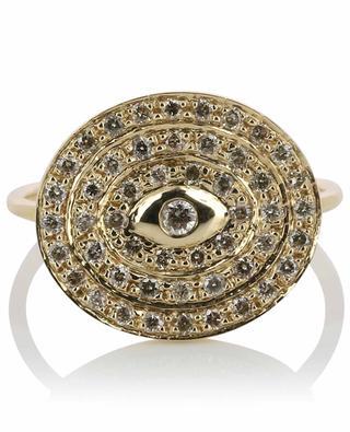 Bague en or et diamants Infinity 51 CELINE DAOUST
