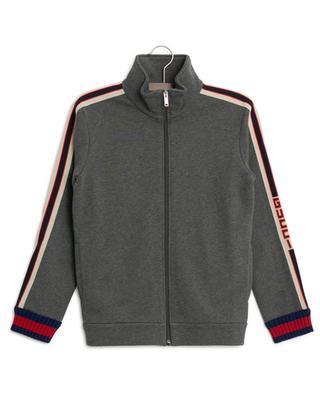 Gucci Stripe sweat jacket GUCCI