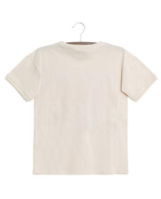 Logo Web printed jersey T-shirt GUCCI