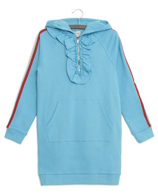 Gucci Stripes logo sweater dress GUCCI