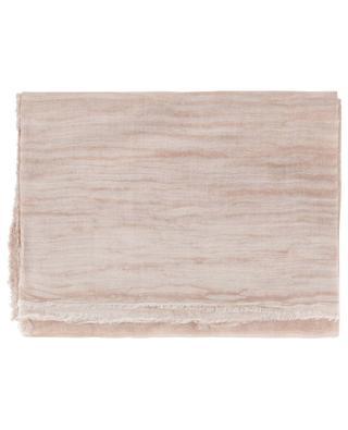 Neppy modal, silk and cashmere scarf FALIERO SARTI