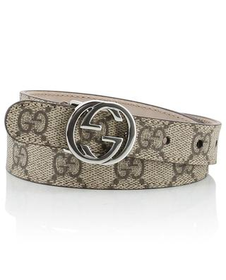 6cd0b01129c GG Supreme belt GUCCI. +   - Hover over image to Zoom