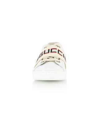 Baskets en cuir Ace Gucci Stripe GUCCI