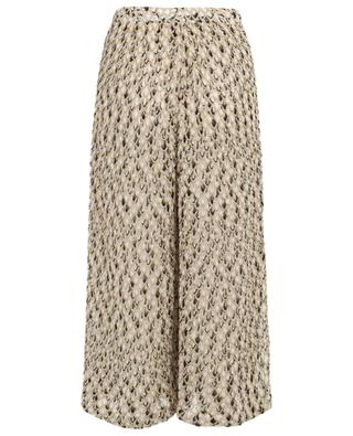 Scale effect knit culottes MISSONI MARE