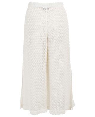 Scale effect knit culottes MISSONI MARE