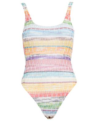 Embroidered knit bathing suit MISSONI MARE