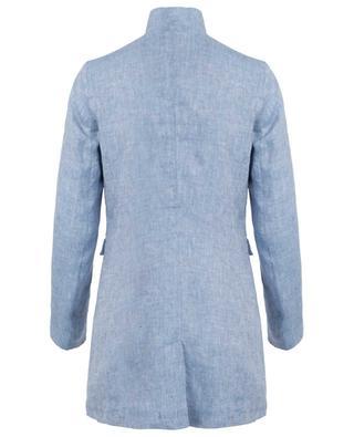 Manteau léger en lin URSULA ONORATI