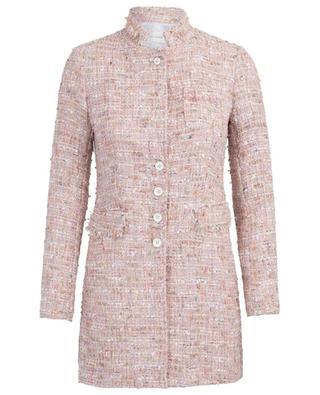 Manteau en tweed scintillant Bine URSULA ONORATI
