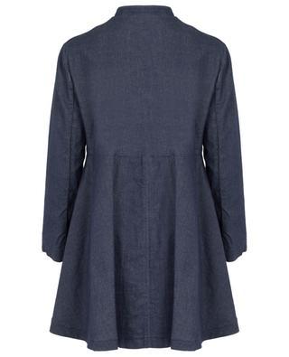 Ausgestellter Mantel aus leichtem Denim Sandrina URSULA ONORATI