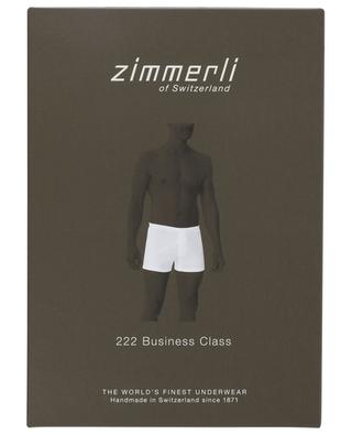 222 Business Class cotton boxer shorts ZIMMERLI