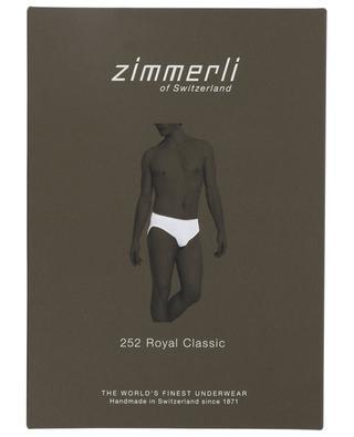252 Royal Classic cotton briefs ZIMMERLI