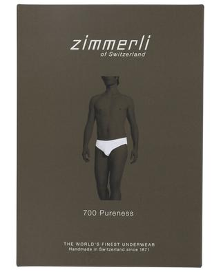 Unterhose aus Modal 700 Pureness ZIMMERLI