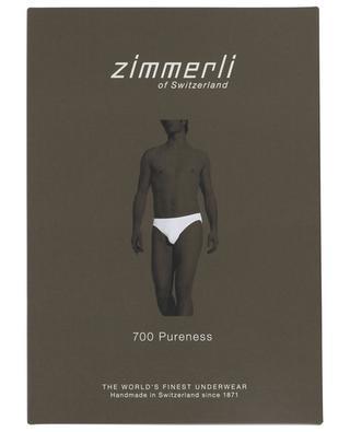 Unterhose aus Modal-Stretch 700 Pureness ZIMMERLI