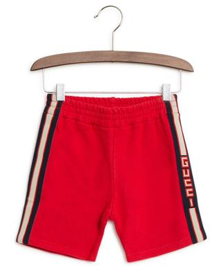 Short en molleton Gucci Stripe GUCCI