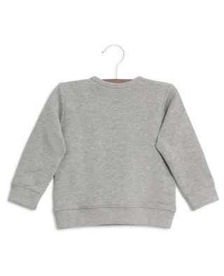 Vintage Logo buttoned sweatshirt GUCCI