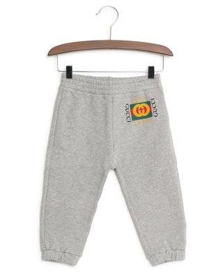 Pantalon de jogging logo Gucci GUCCI