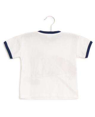 T-shirt imprimé requin GUCCI