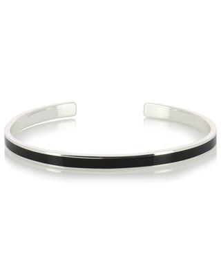 Bracelet argenté orné d'émail Bangle BANGLE UP