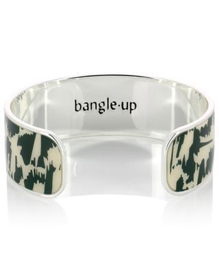 Bracelet argenté émaillé Joy BANGLE UP