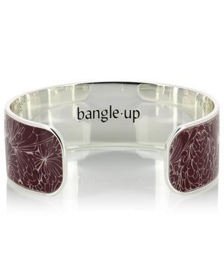 Bracelet argenté fleuri Cancan BANGLE UP