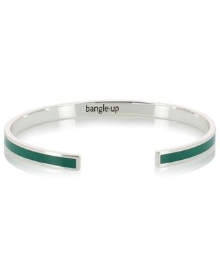 Bracelet émaillé argenté Bangle BANGLE UP