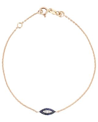 Bracelet en or rose Eye Haven KISMET BY MILKA