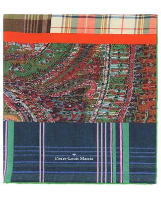 Aloe Ultrawash silk square PIERRE LOUIS MASCIA