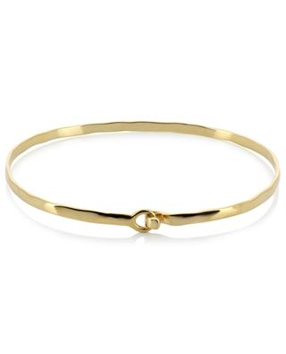 Angie hammered metal bracelet DASQUE