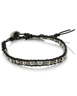 Bracelet tressé avec perles Charlie Small DASQUE