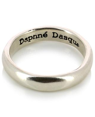 Angie hammered metal ring DASQUE