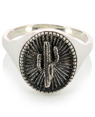 Lenny Bright cactus symbol ring DASQUE