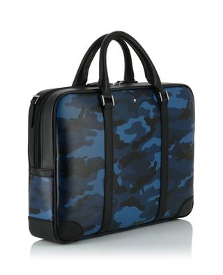 Sartorial Camouflage Small leather document case MONTBLANC