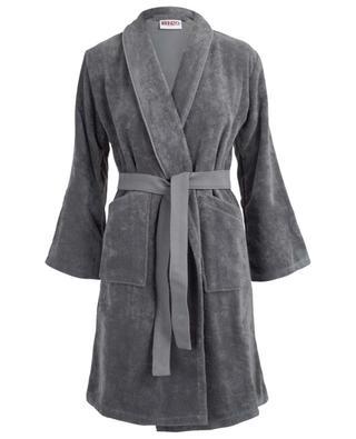 Tiger short bath robe KENZO