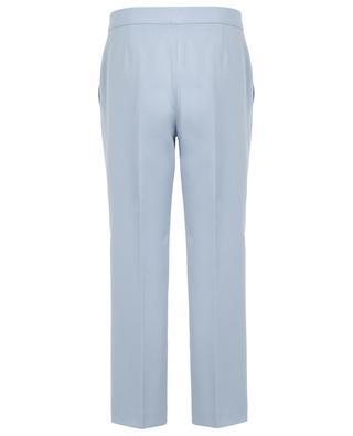Pantalon droit raccourci en laine Tailoring STELLA MCCARTNEY