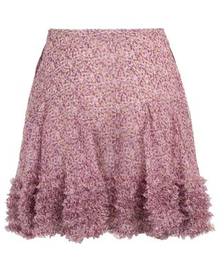 Sandra ditsy flower ruffled mini skirt STELLA MCCARTNEY