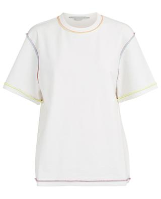 T-Shirt aus Baumwollmix STELLA MCCARTNEY
