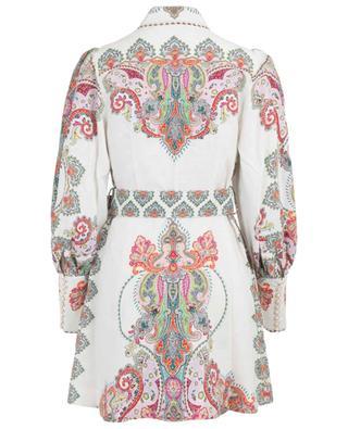 Robe chemise courte Ninety-Six ZIMMERMANN