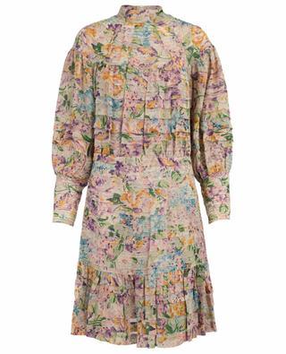 Robe courte plissée Ninety-Six ZIMMERMANN