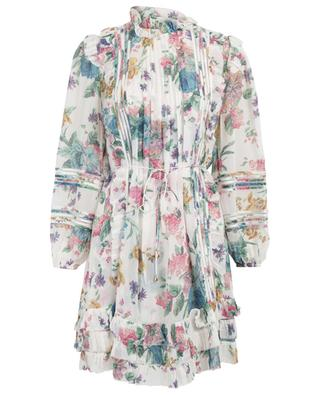 Robe courte en mousseline Ninety-Six ZIMMERMANN