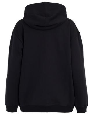 Sweat-shirt à capuche en coton Go Logo VALENTINO