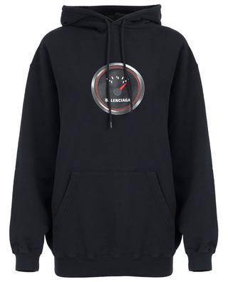 Sweatshirt aus Baumwolle Tankanzeige Speed BALENCIAGA