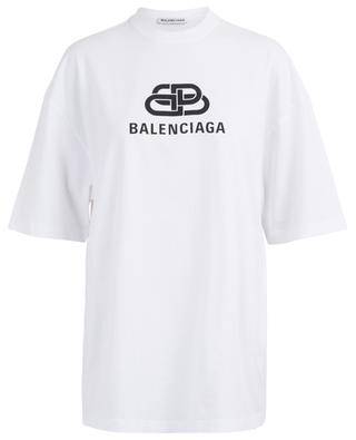 T-shirt en jersey BB Balenciaga BALENCIAGA