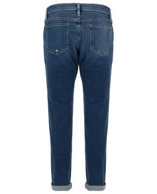Le Garçon distressed jeans with rip FRAME