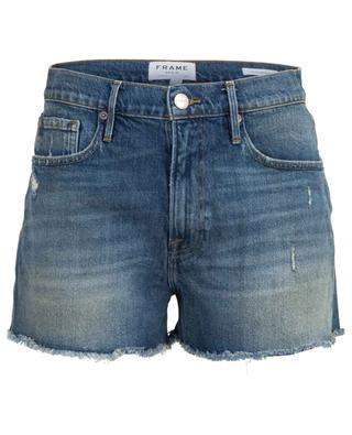 Shorts aus Denim Le Vintage Short FRAME