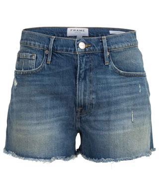 Shorts aus Denim Le Vintage Short FRAME