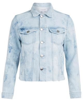 Cloud denim jacket FRAME